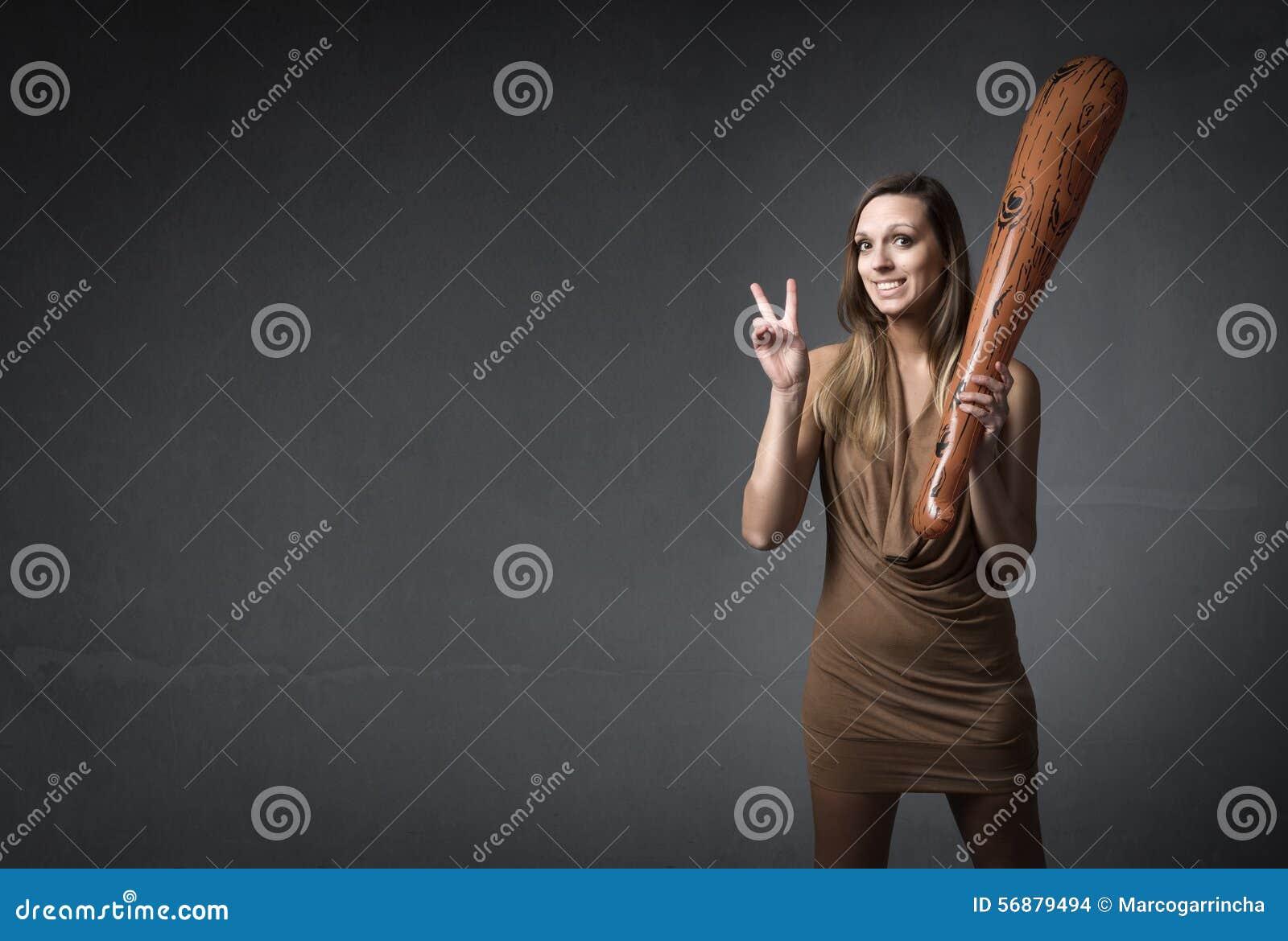 Donna preistorica