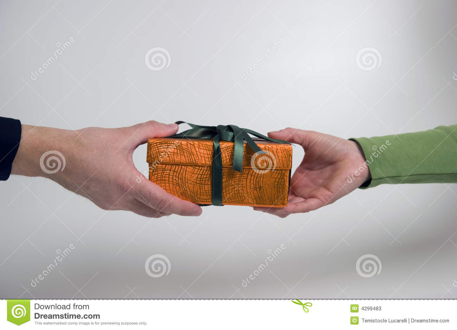 Donner le cadeau