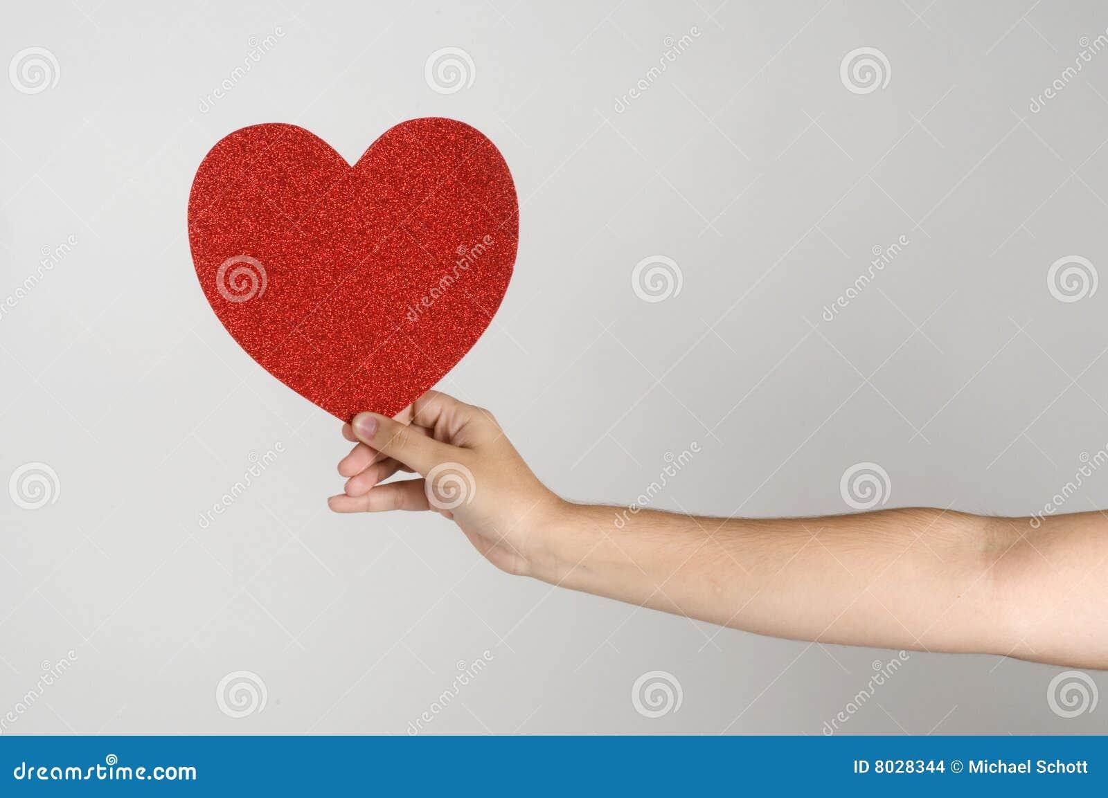 Donner le coeur