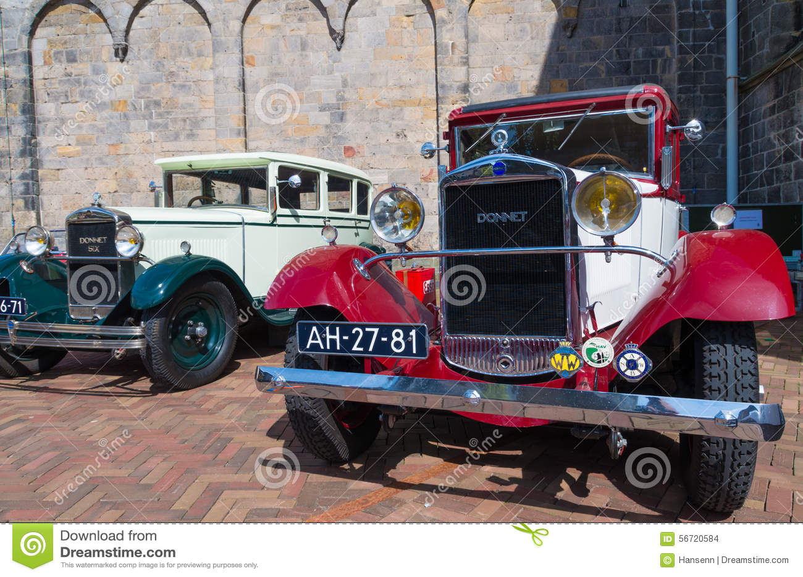 Historic Th Street Car Show