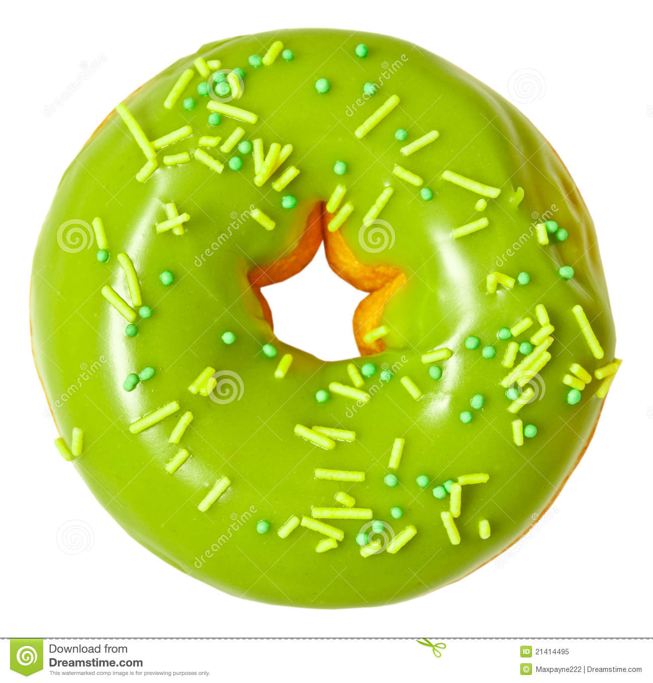 Donut Royalty Free Stock Photo - Image: 21414495