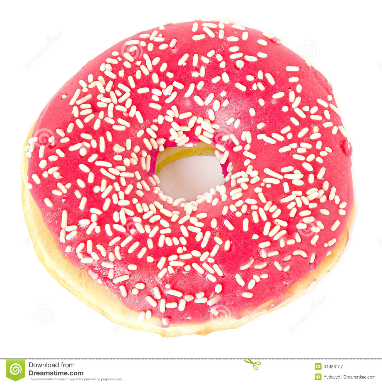 Donut Stock Image Image Of Baked Bake Dessert Dough