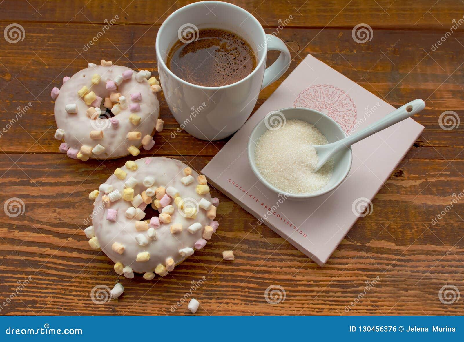 Donuts με marshmallow