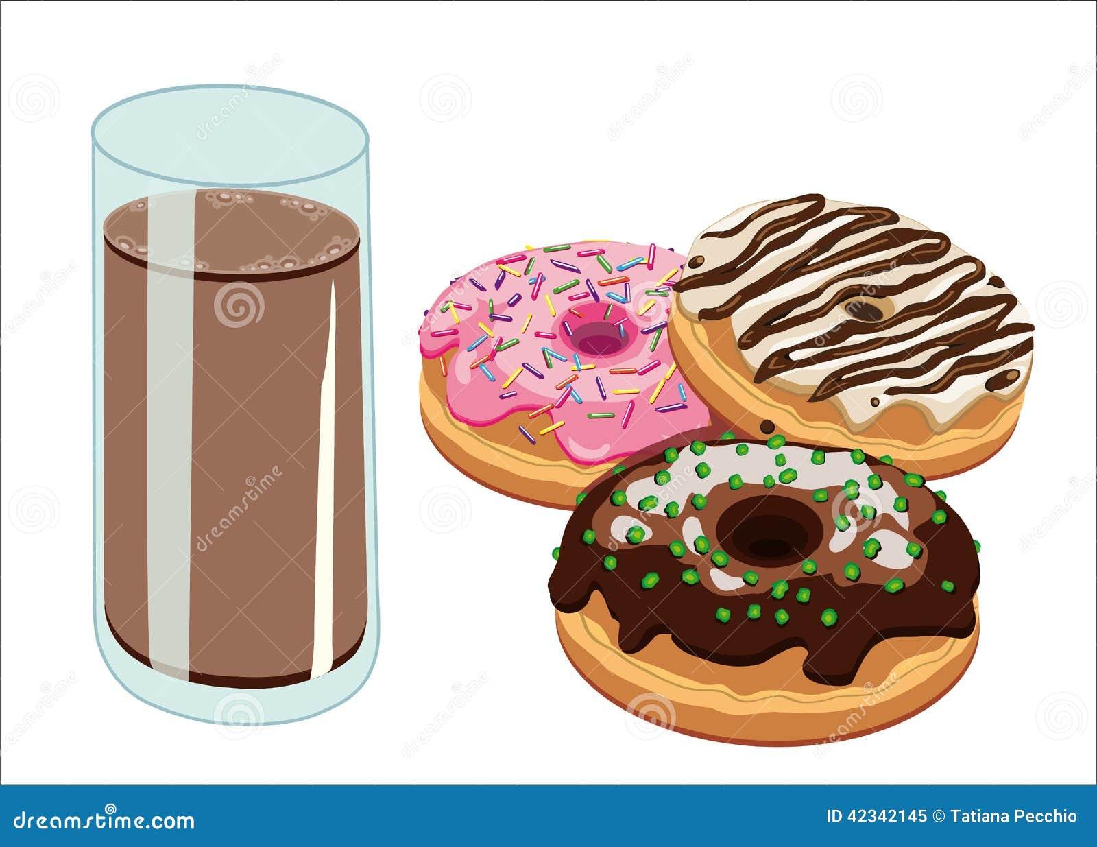 Chocolate Milk And Cartoons