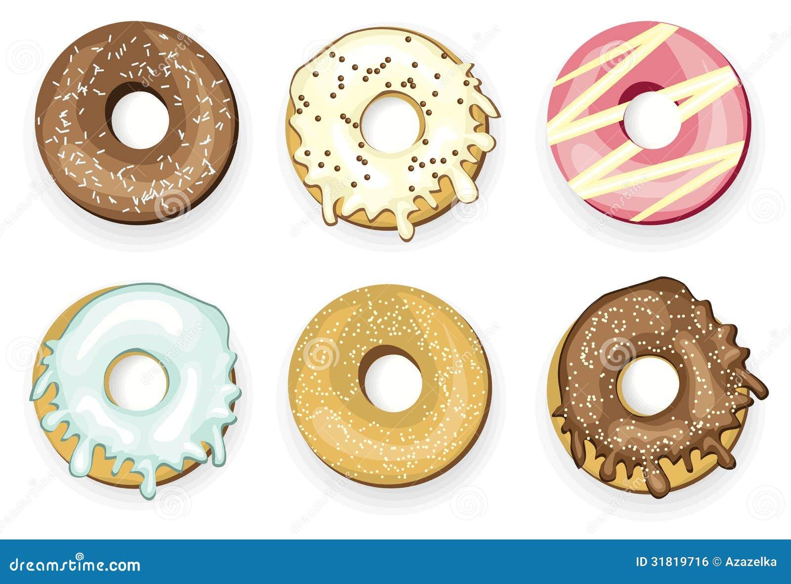 Donuts Royalty Free Stock Image - Image: 31819716