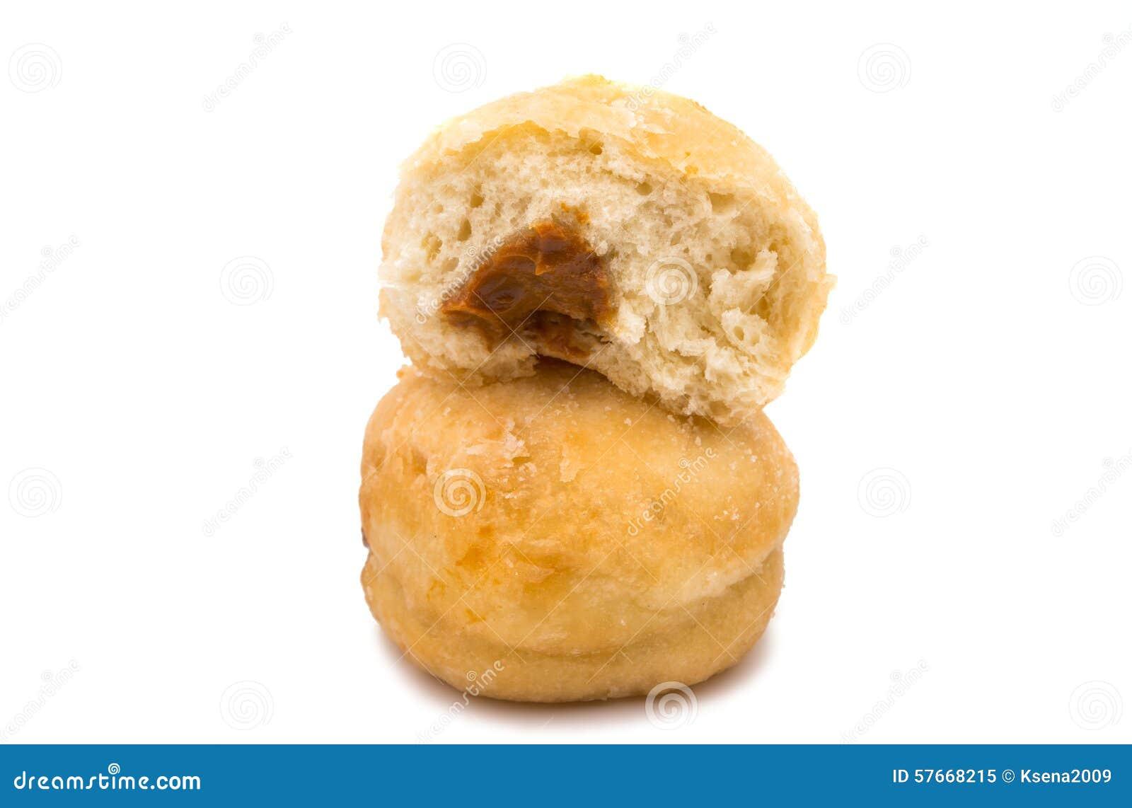 Donuts wypełniający