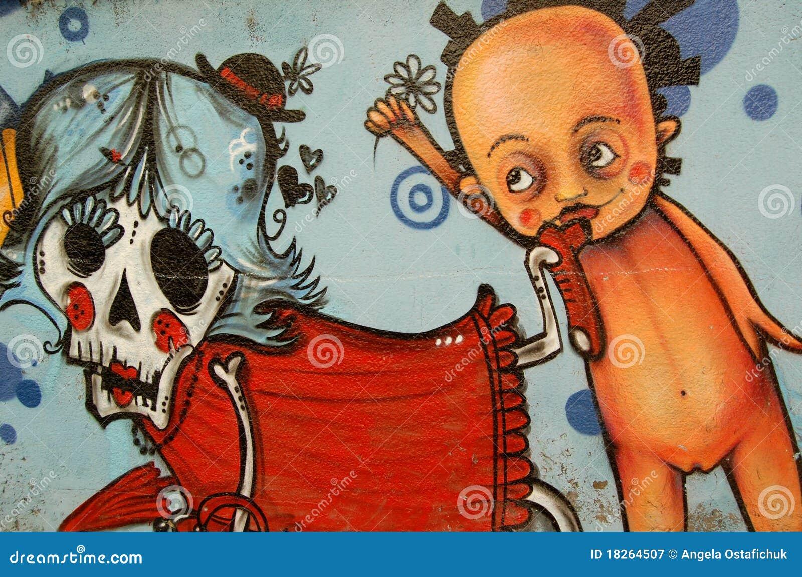 Dood Graffiti