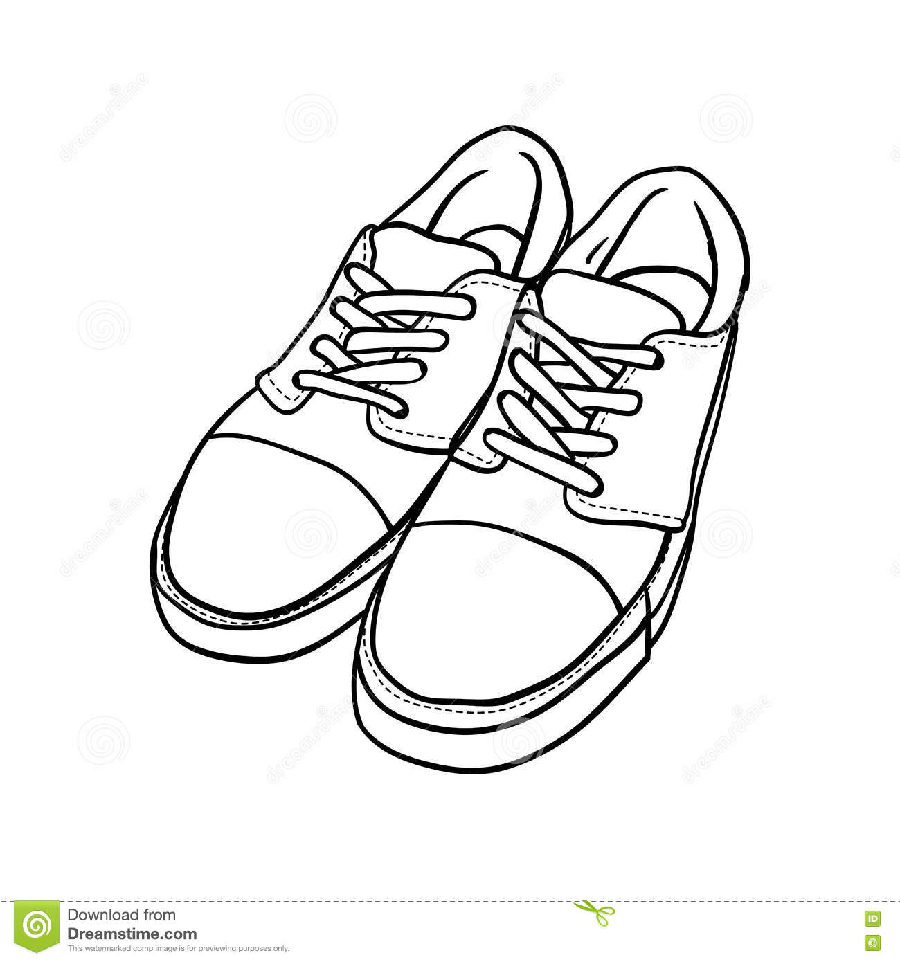 Converse shoes coloring pages - e-pic.info