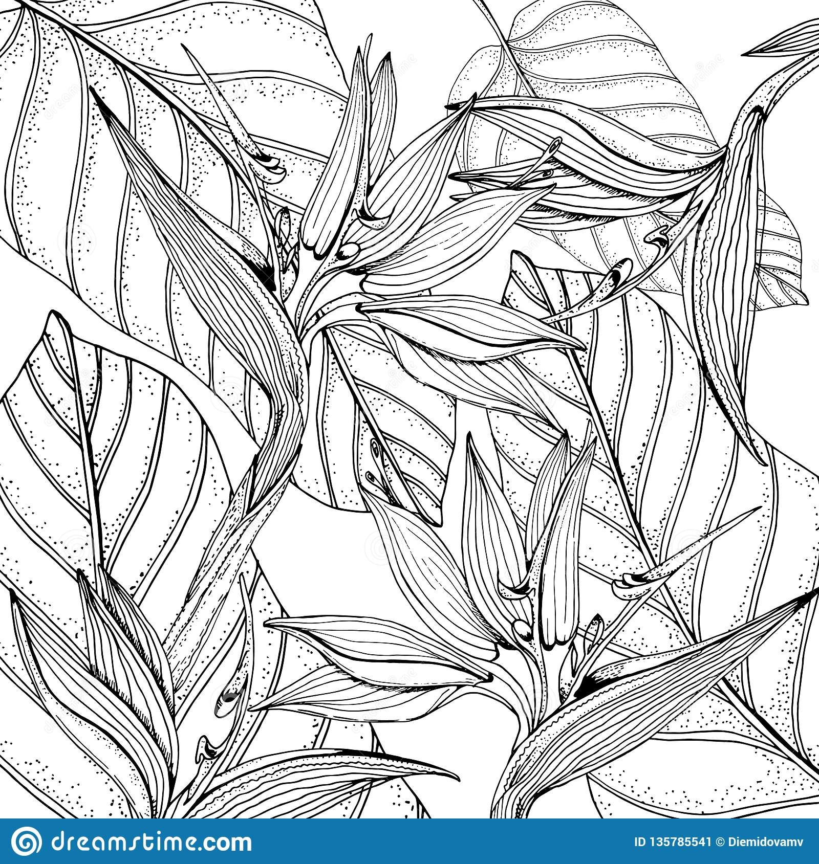 Fall Leaves and Acorn coloring page from Fall category. Select ... | 1689x1600