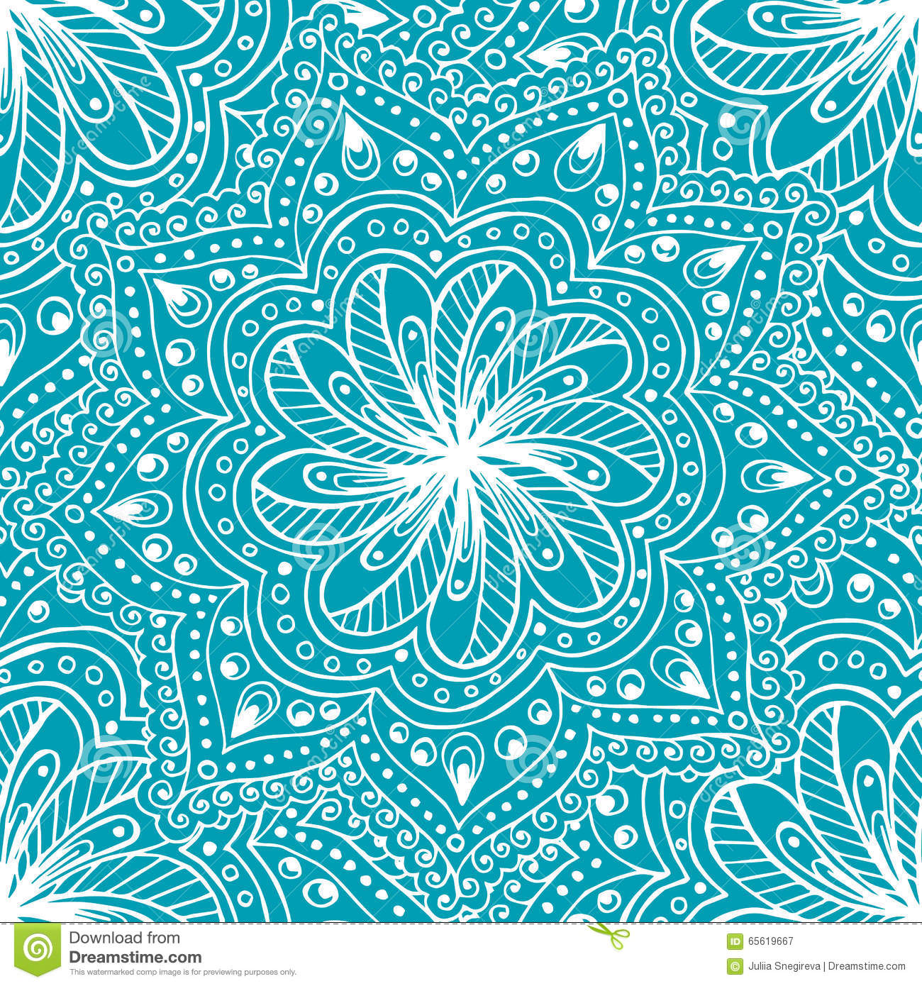 Paisley Coloring Pages For Kids