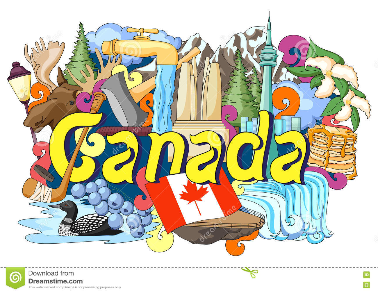 Vancouver Cartoons Illustrations Amp Vector Stock Images