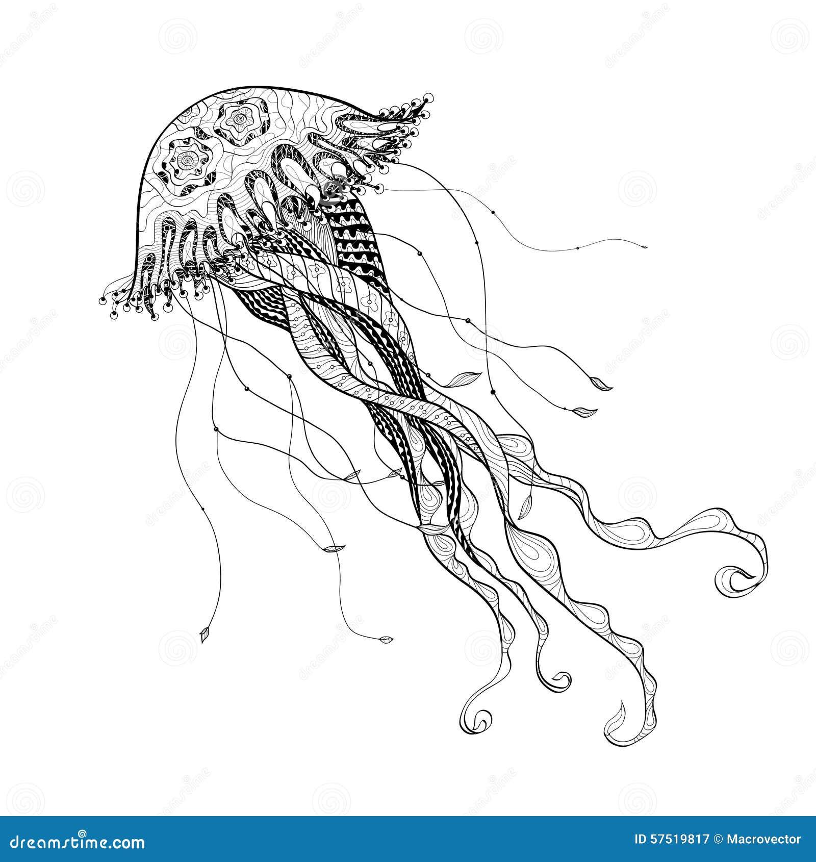 tatouage tete de meduse