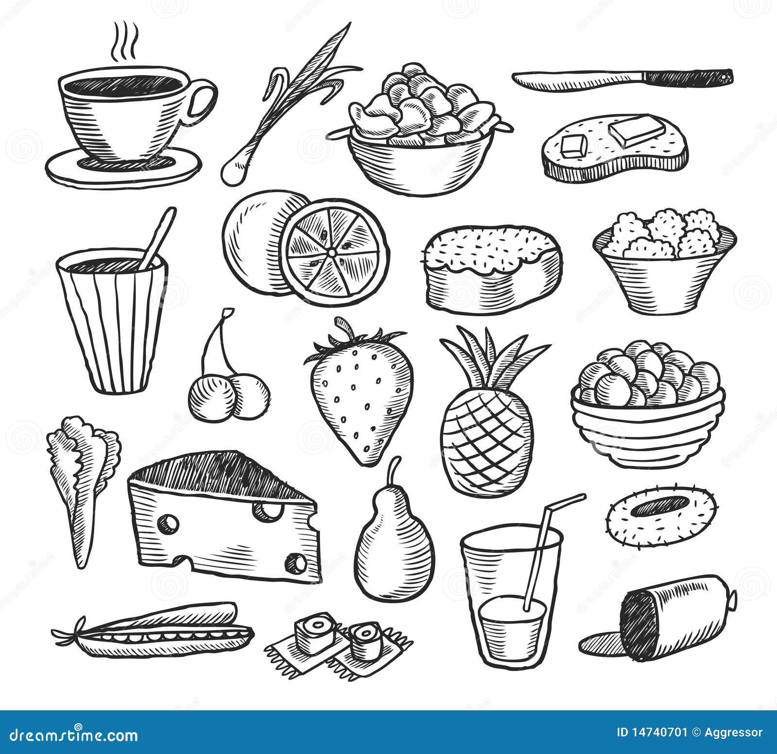 Doodles τρόφιμα