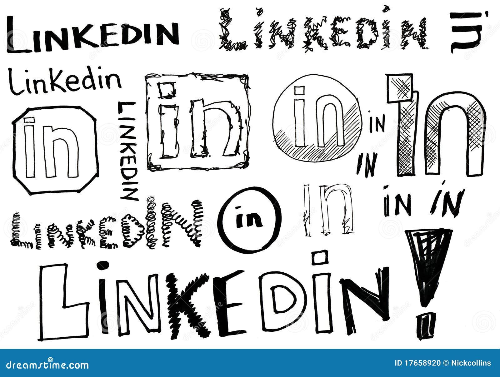 Doodles de Linkedin
