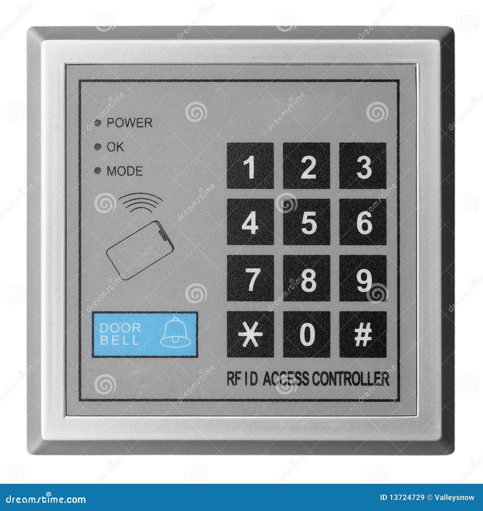 Door access controller royalty free stock images image for Door access controller