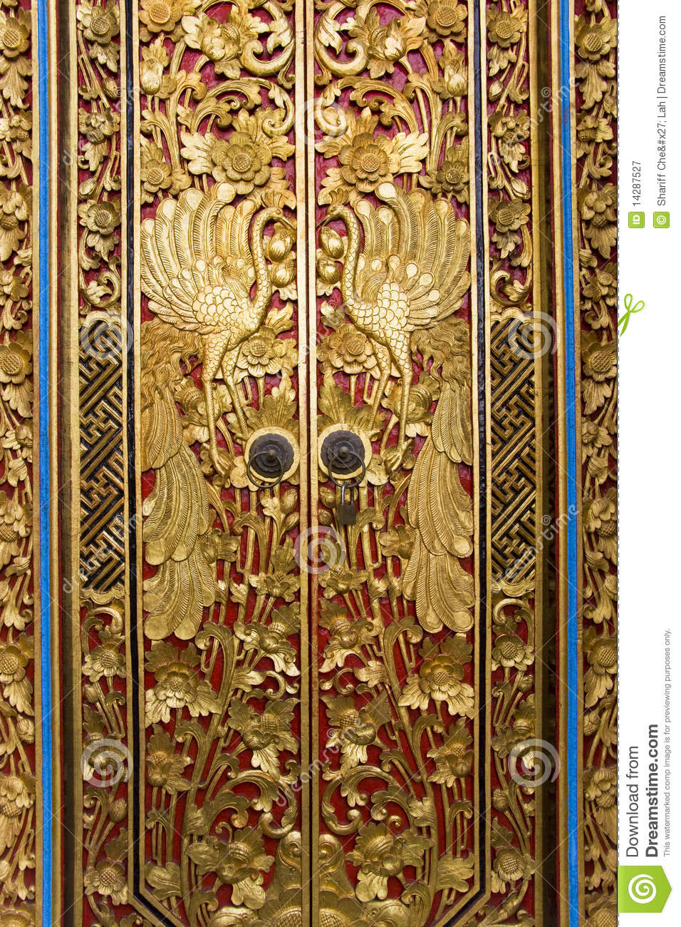 Door Carving at Pura Masceti Bali Indonesia : indonesian doors - pezcame.com