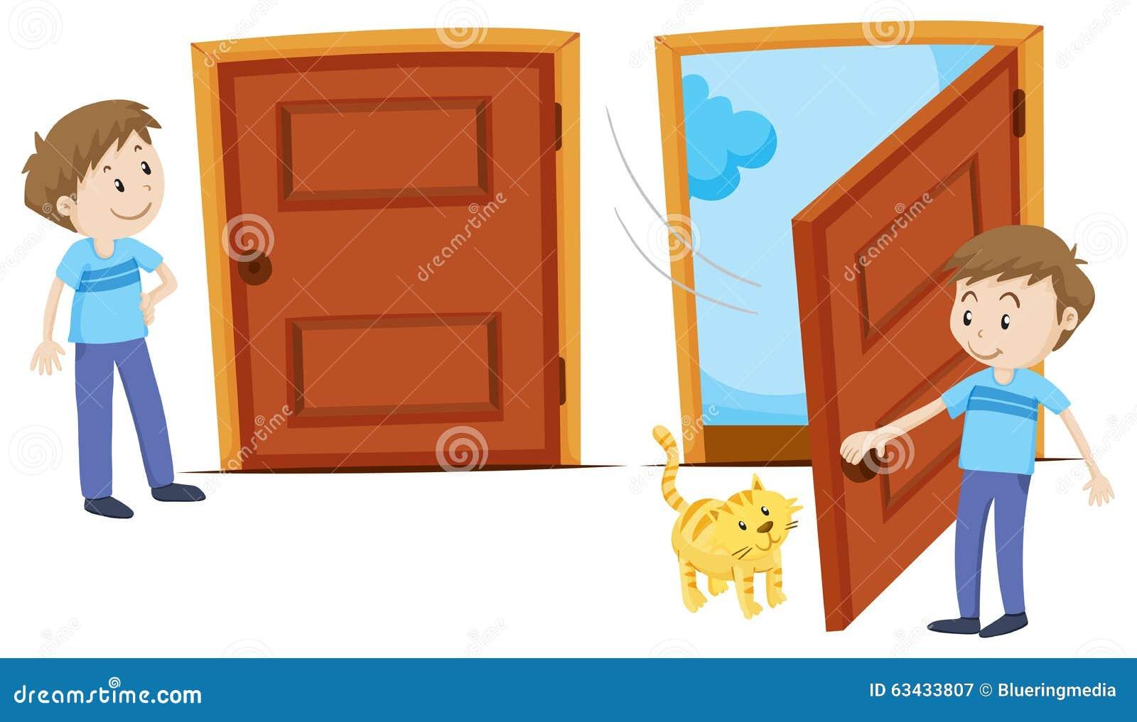 door holder clipart free - photo #45