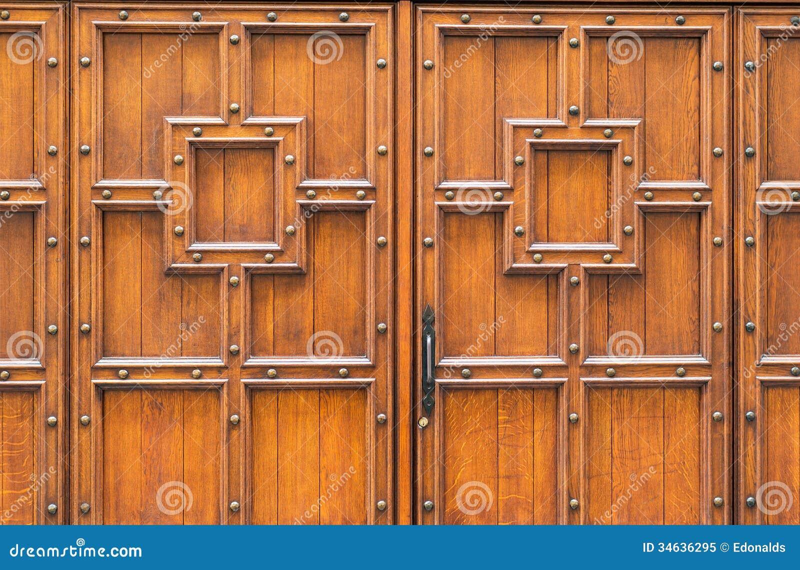 943 #83AA21 Door Design Closeup Photo Two Wooden Doors 34636295.jpg pic Wooden Doors Design 41911300