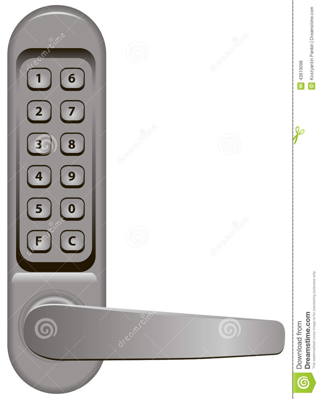 How To Change Combination On Door Lock