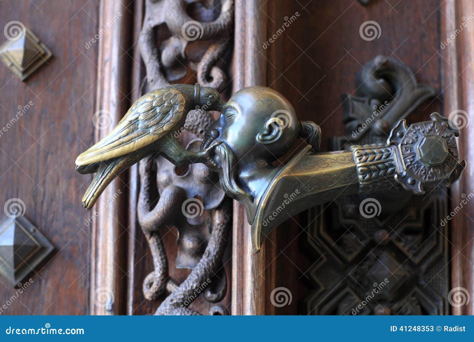 Door Handle Killing Man Palace Raven . & Raven Door \u0026 \