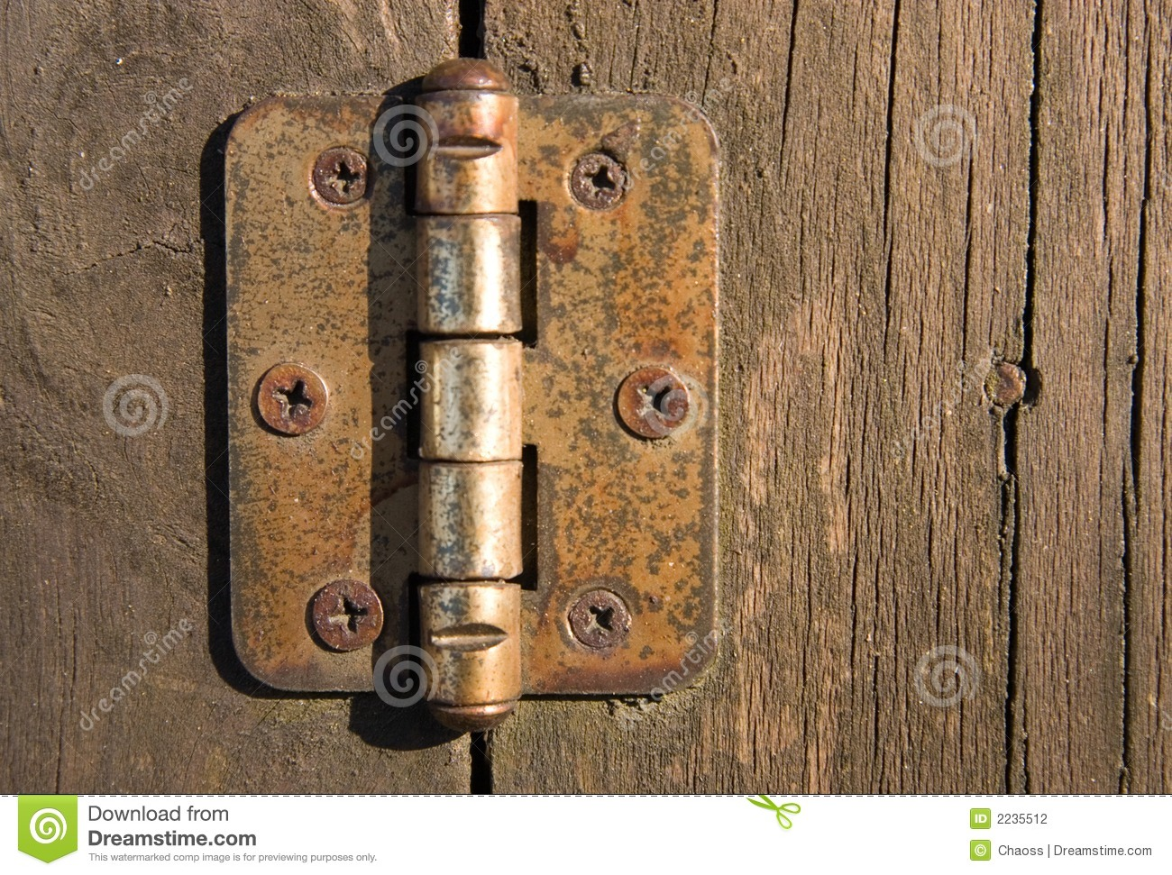 Royalty-Free Stock Photo. Download Door hinge ... & Door hinge stock photo. Image of industrial rust choppy - 2235512 pezcame.com