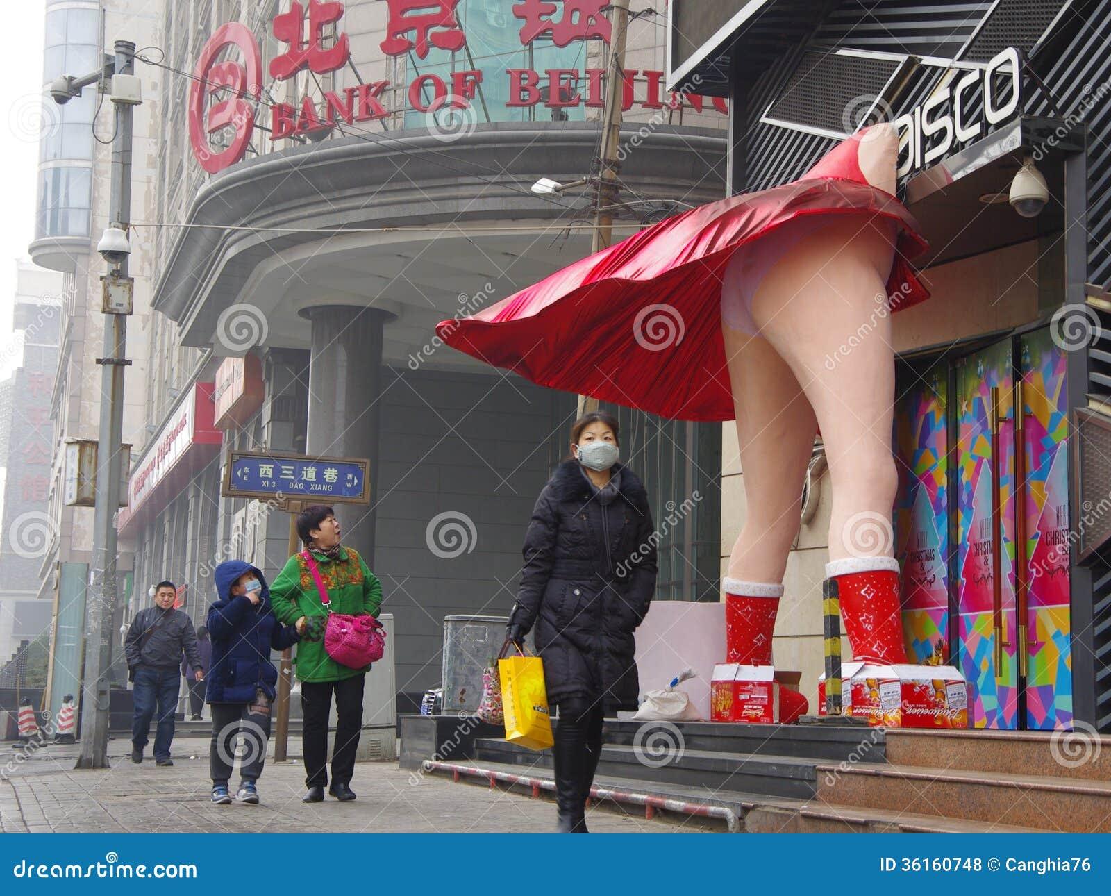 chinesische big ass Bilder