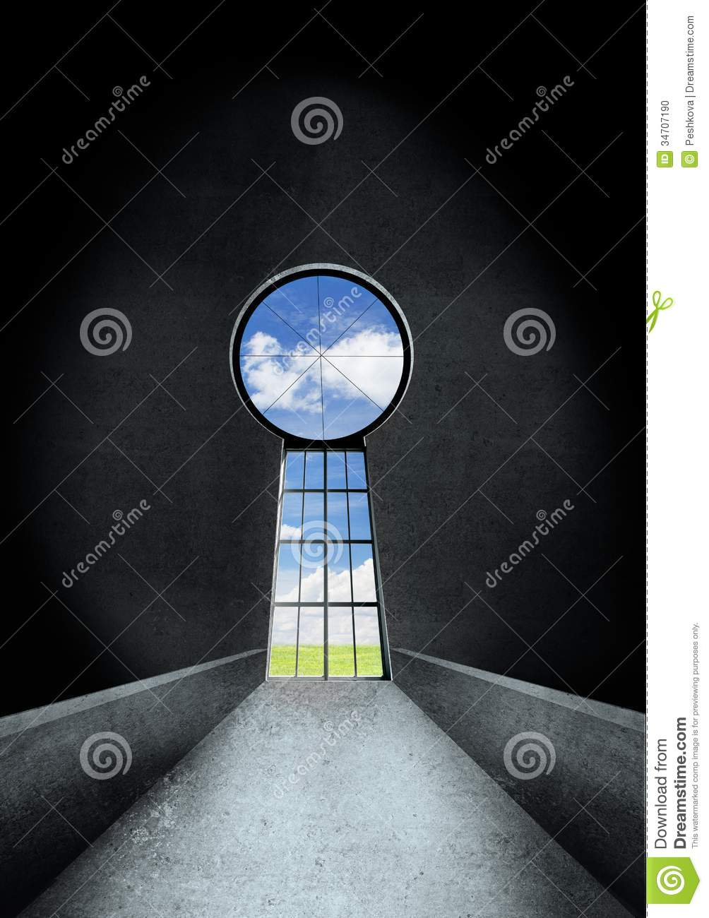 Door keyhole & Door keyhole stock photo. Image of field nobody grass - 34707190