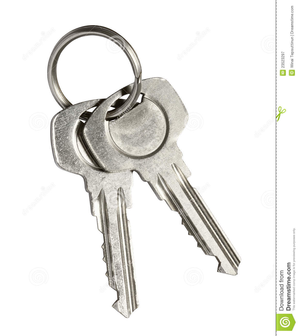 Door keys royalty free stock photography image 23523297 for Door key design