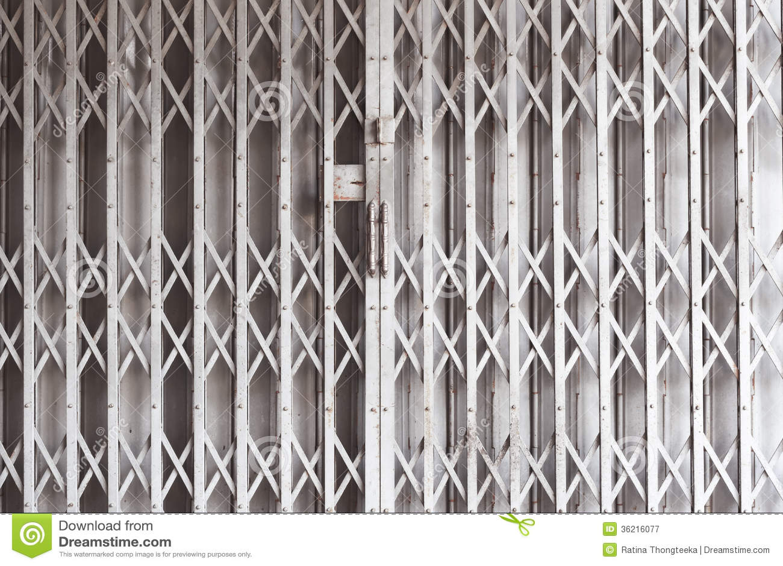 Door Metal, Shutters Shop