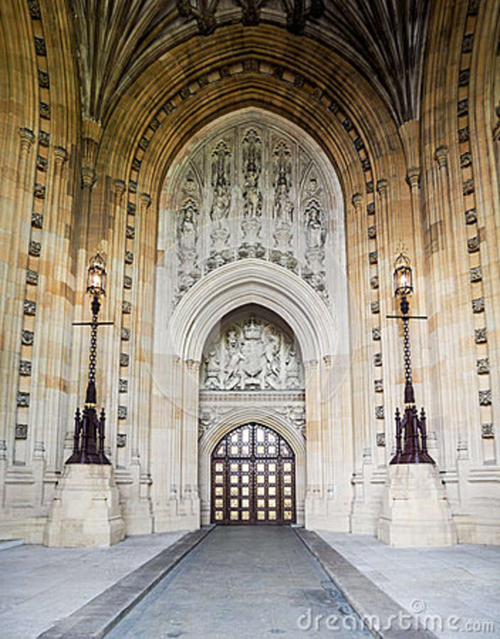 Door of the Palace of Westminster & Door Of The Palace Of Westminster Stock Photo - Image: 75648202 Pezcame.Com