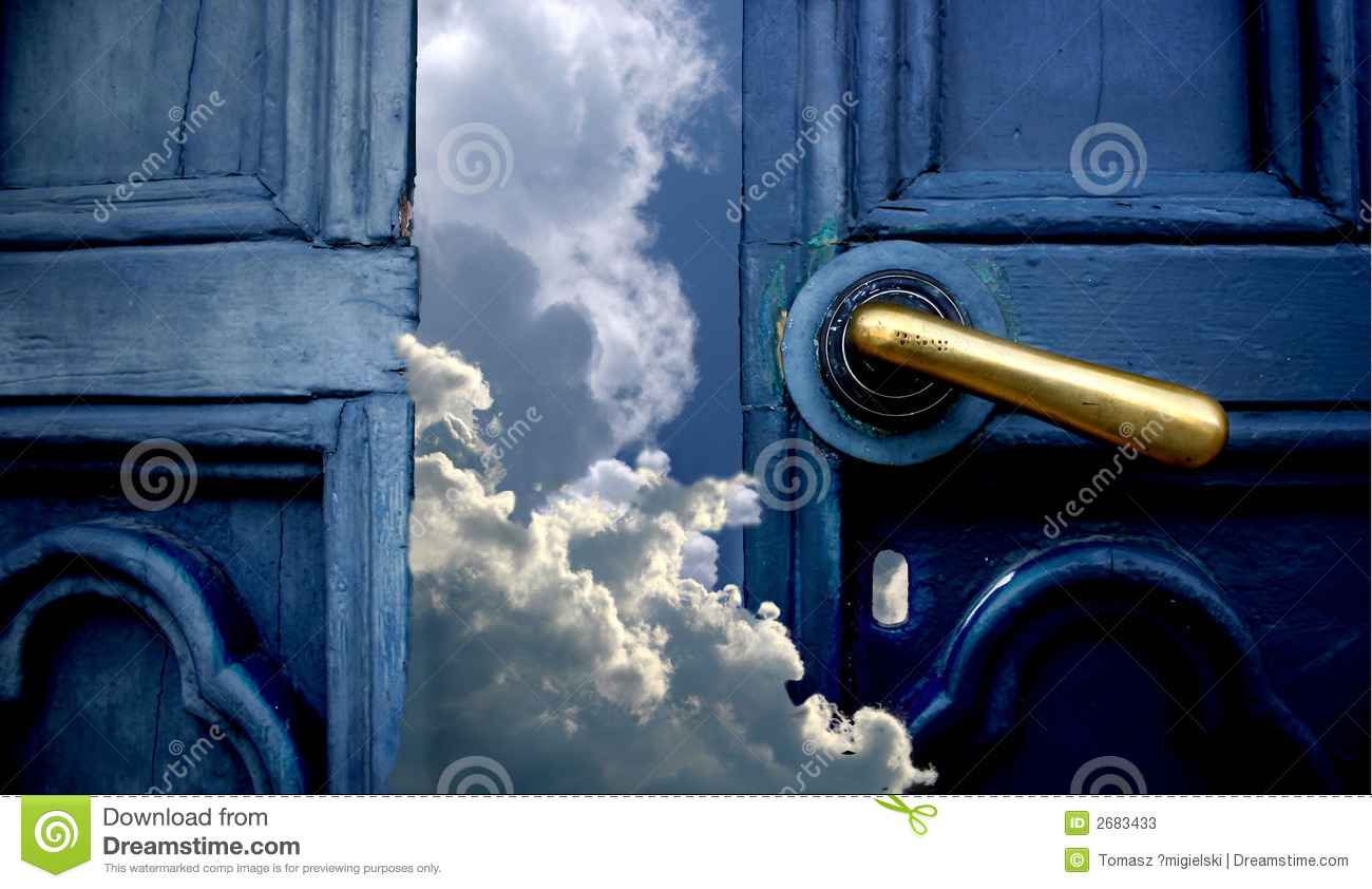 Door To Heaven Stock Image Image Of Atmosphere Forecast