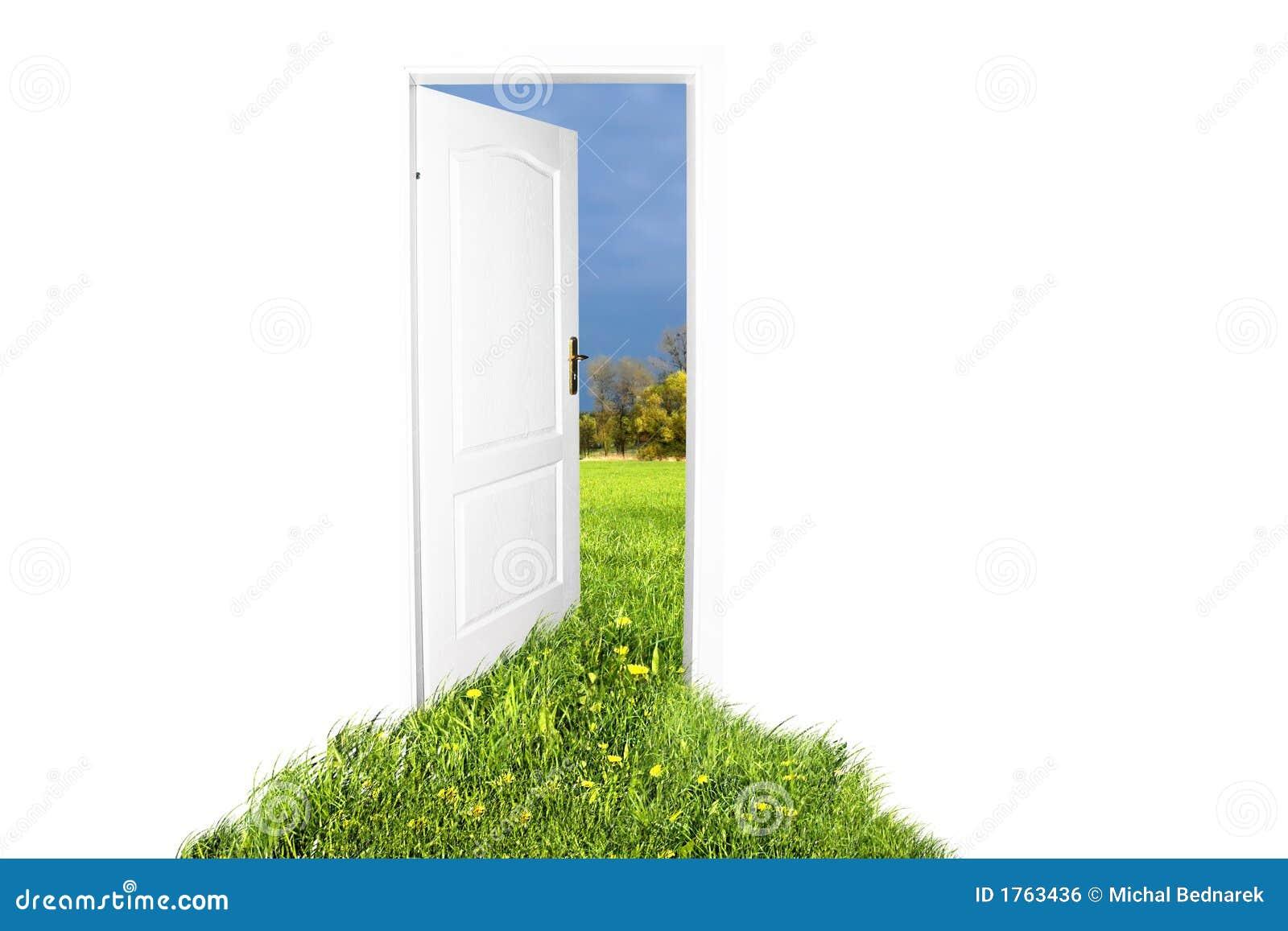 Door to new world