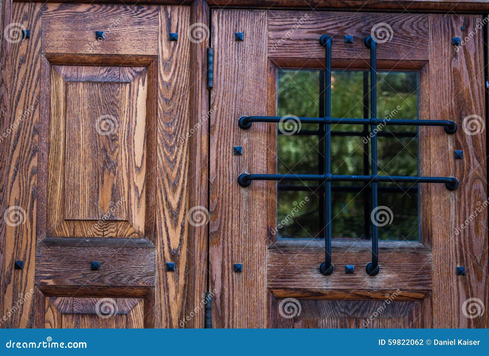 Delicieux Door And Window With Heavy Grate