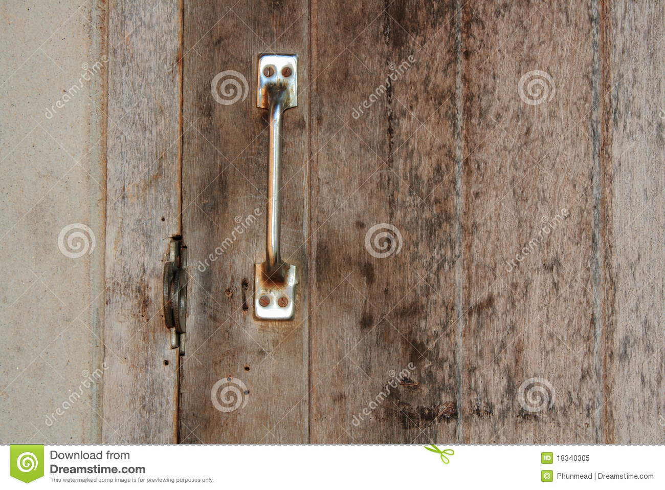 Doors And Locks Royalty Free Stock Image