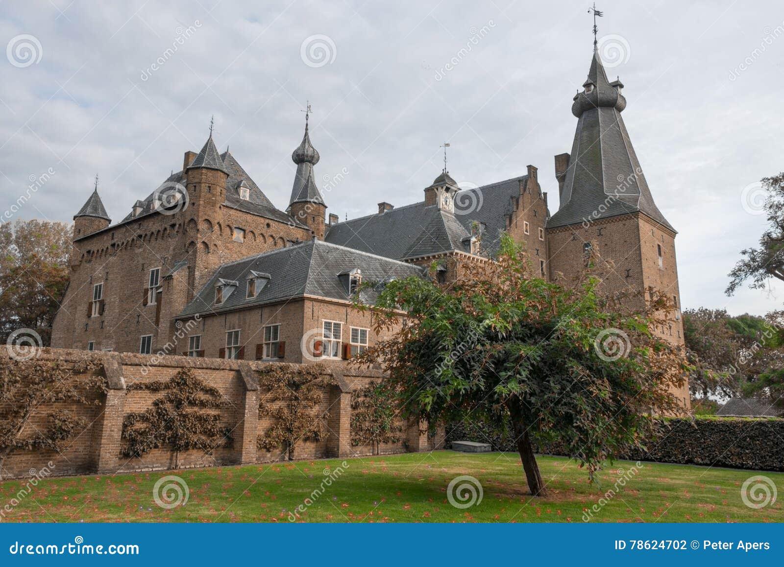 Doorwerth城堡