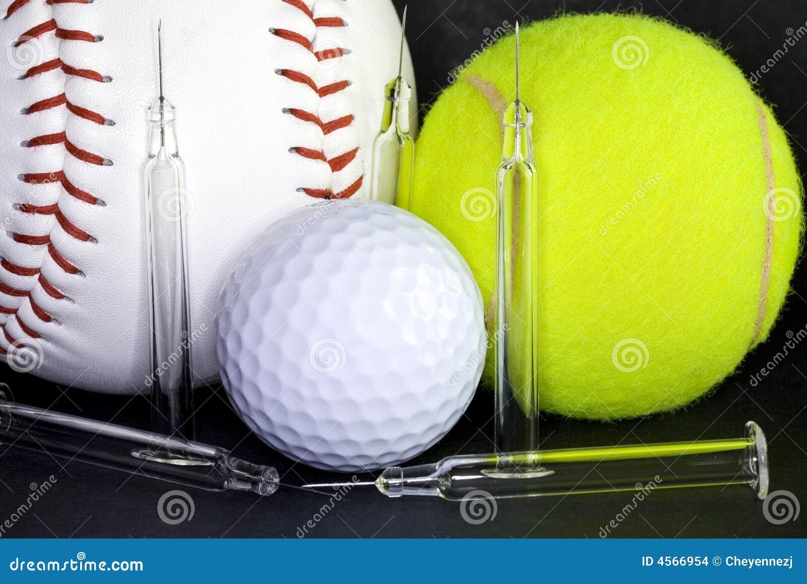Dopage dans le sport
