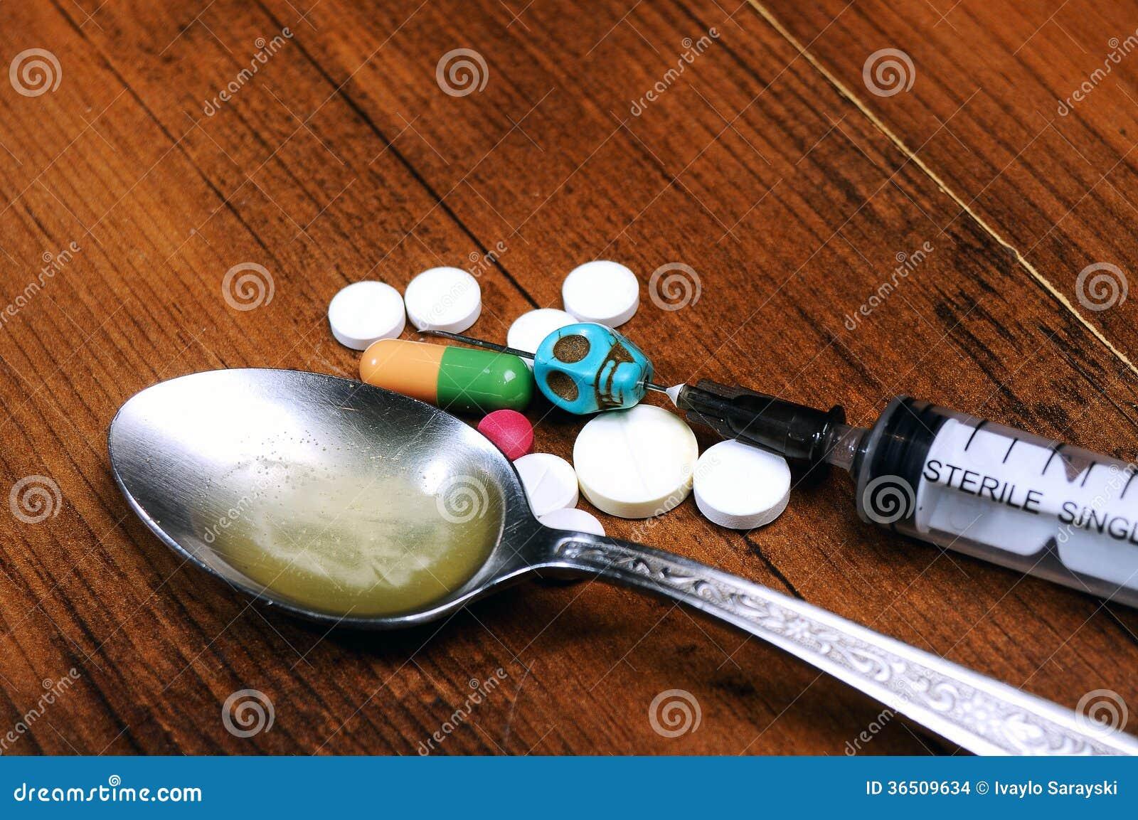 Dope des pilules