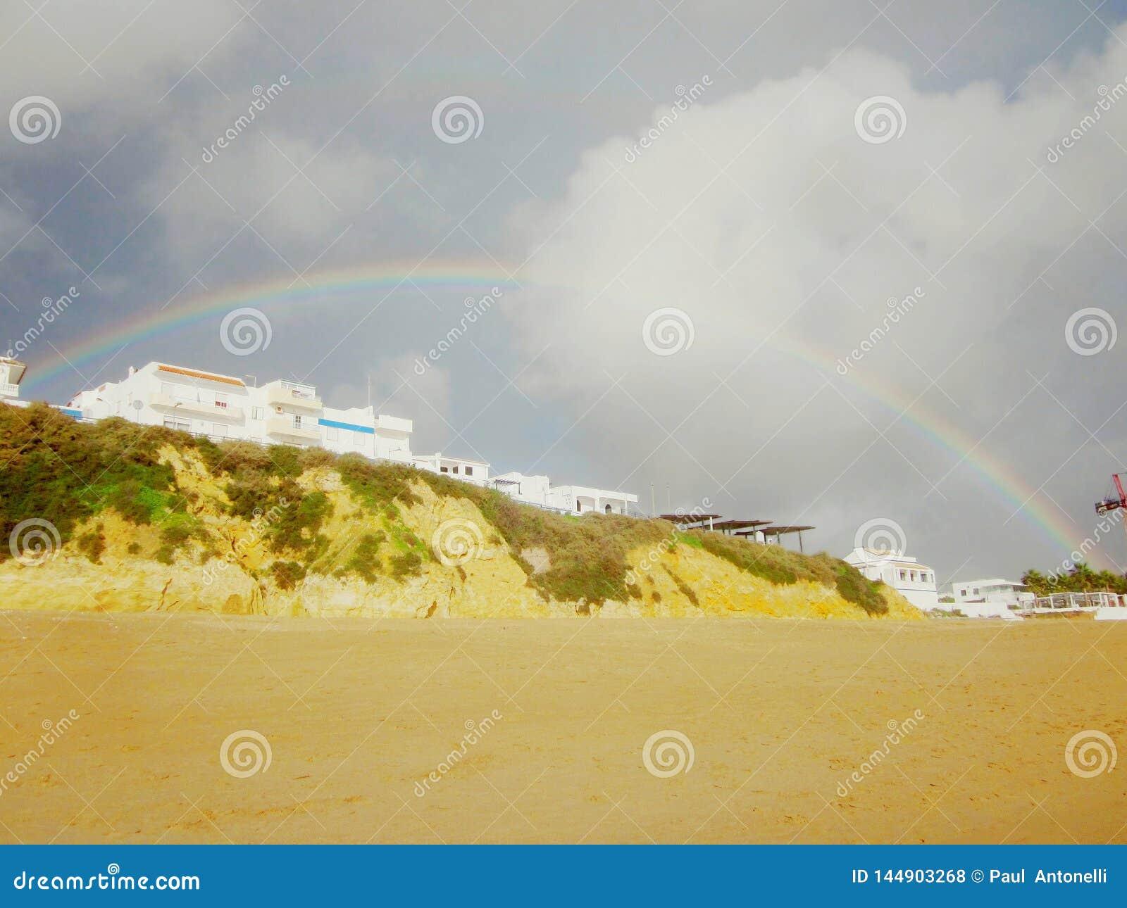 Doppelte Regenbogenunkosten
