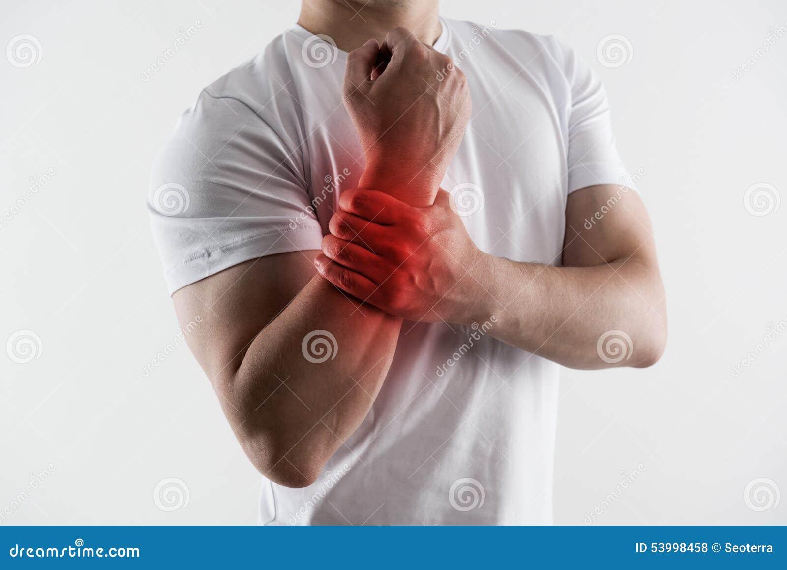Dor do pulso