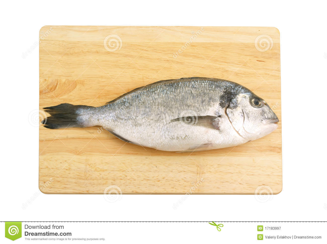 Some of you have met my son for Fish cutting board