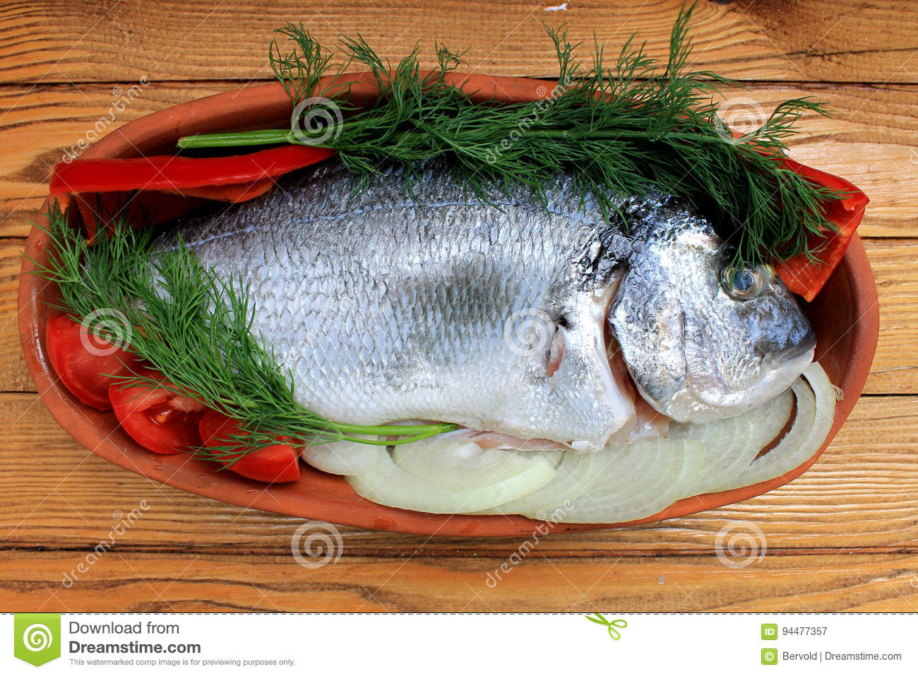 How dorado and sea bass are cooked Recipes and recommendations 87