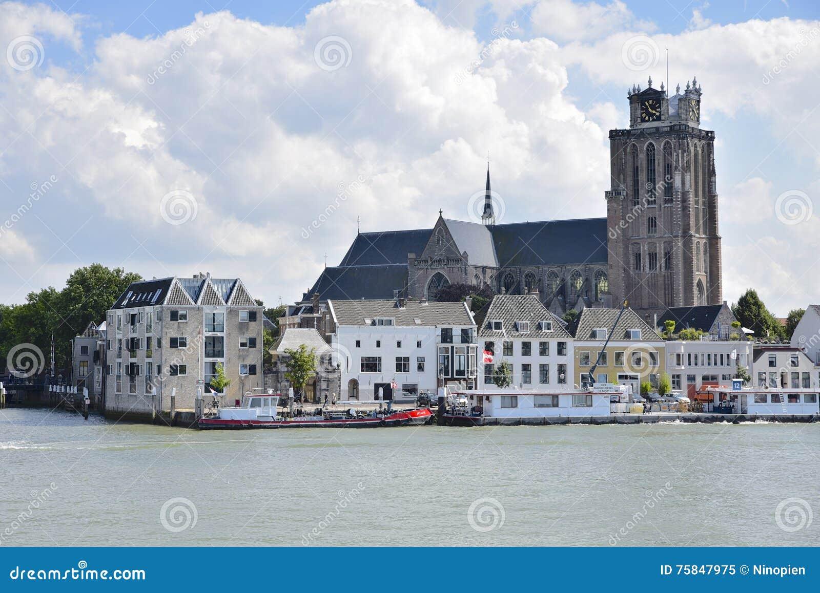 Dordrecht ou Dort, os Países Baixos