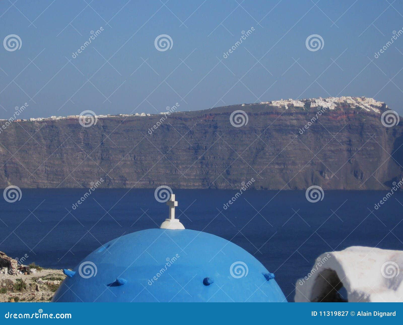 Dorf von Griechenland
