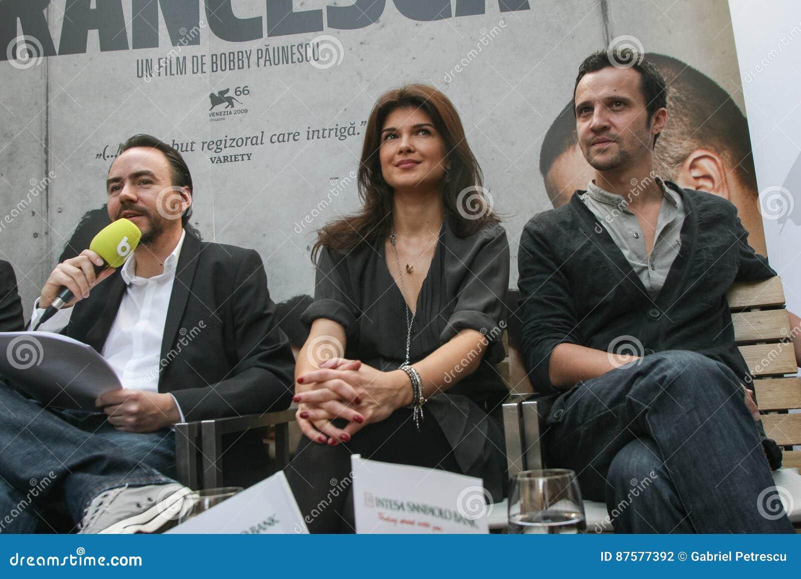 Dorian Boguta, Monica Birladeanu, Bobby Paunescu