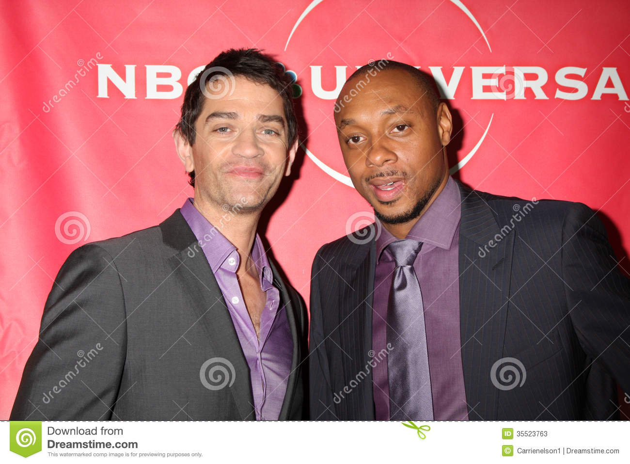 Dorian Missick, James Frain