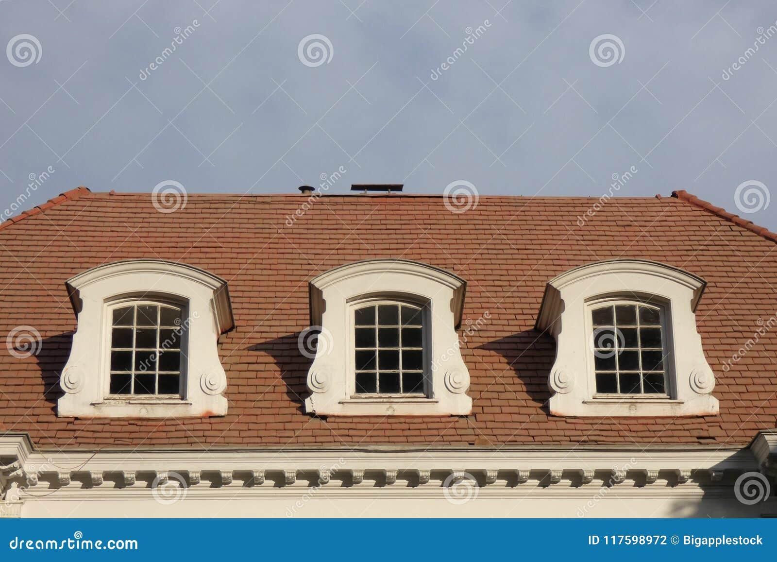 Dormer okno