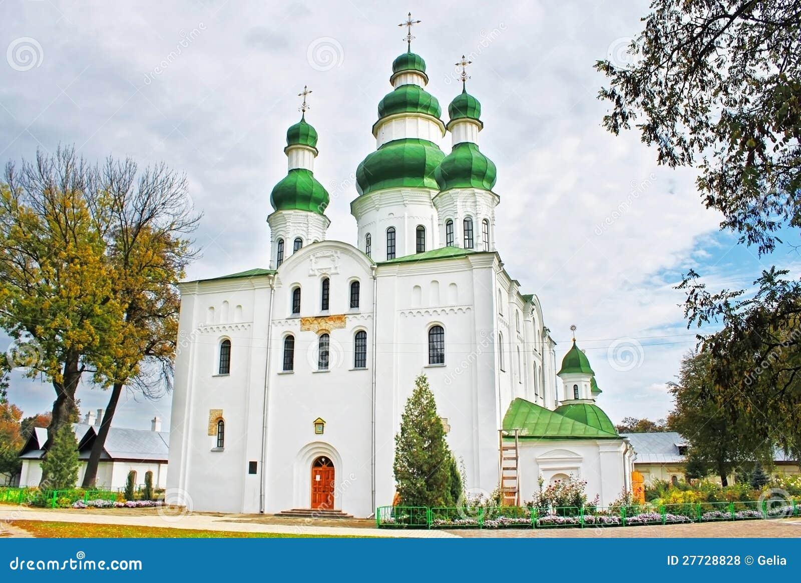 Dormition Kathedrale des Klosters der Eletsky Frauen