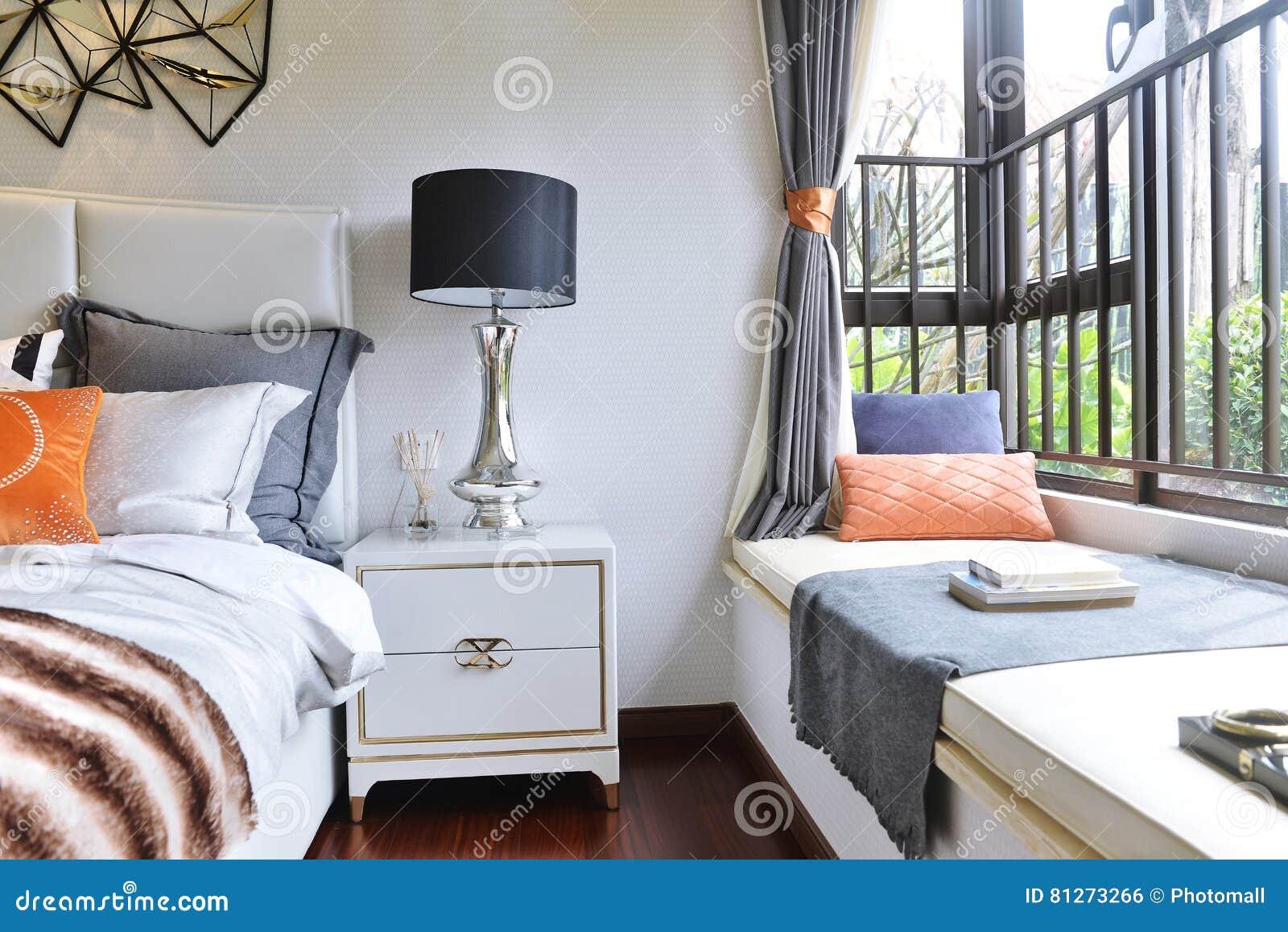 Dormitorio casero de lujo