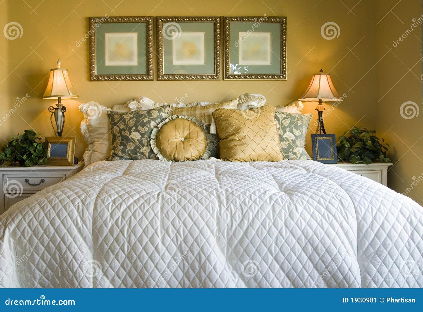 Dormitorio hermoso