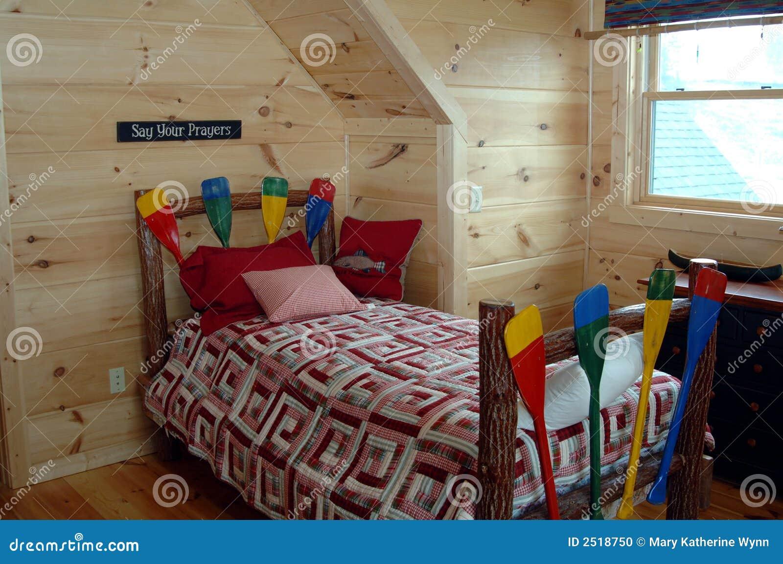 Dormitorio joven de los muchachos